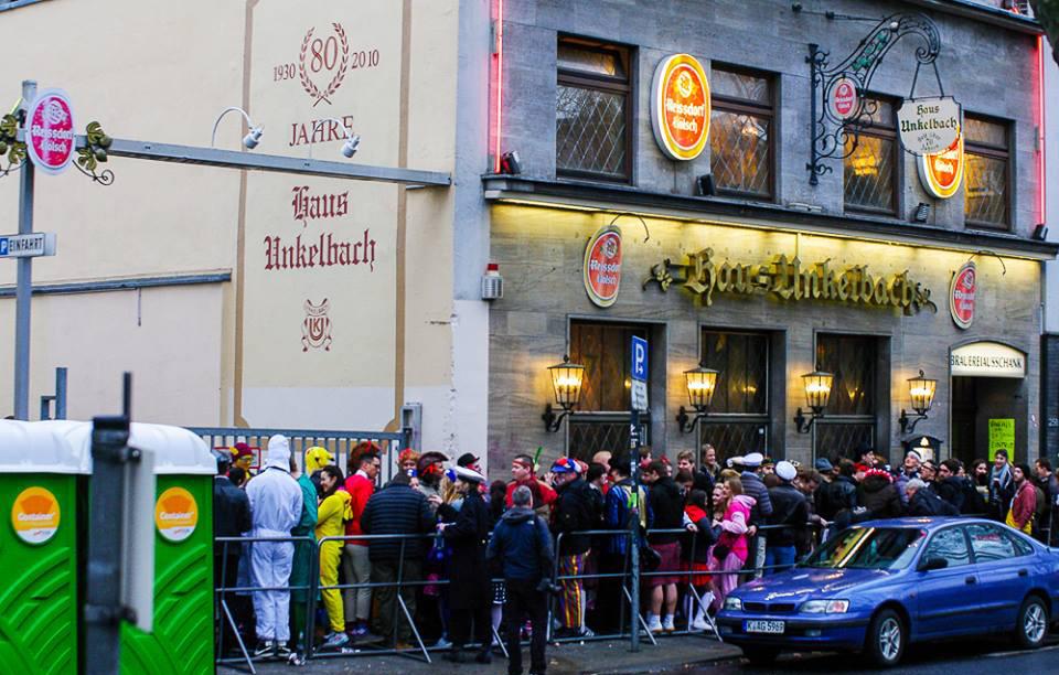 Köln Karneval Samstag