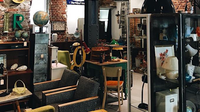 11 Vintagemöbel Läden In Köln Die Ihr Kennen Solltet Mit