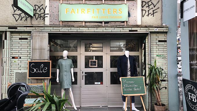 11 Geschäfte in Köln, in denen ihr schöne Fair Fashion