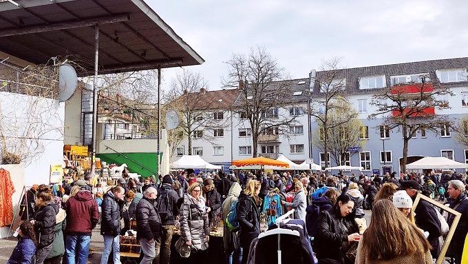 Hamburg christi himmelfahrt flohmarkt Himmelfahrt wird