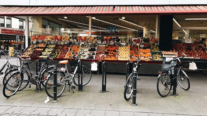 Supermärkte Köln