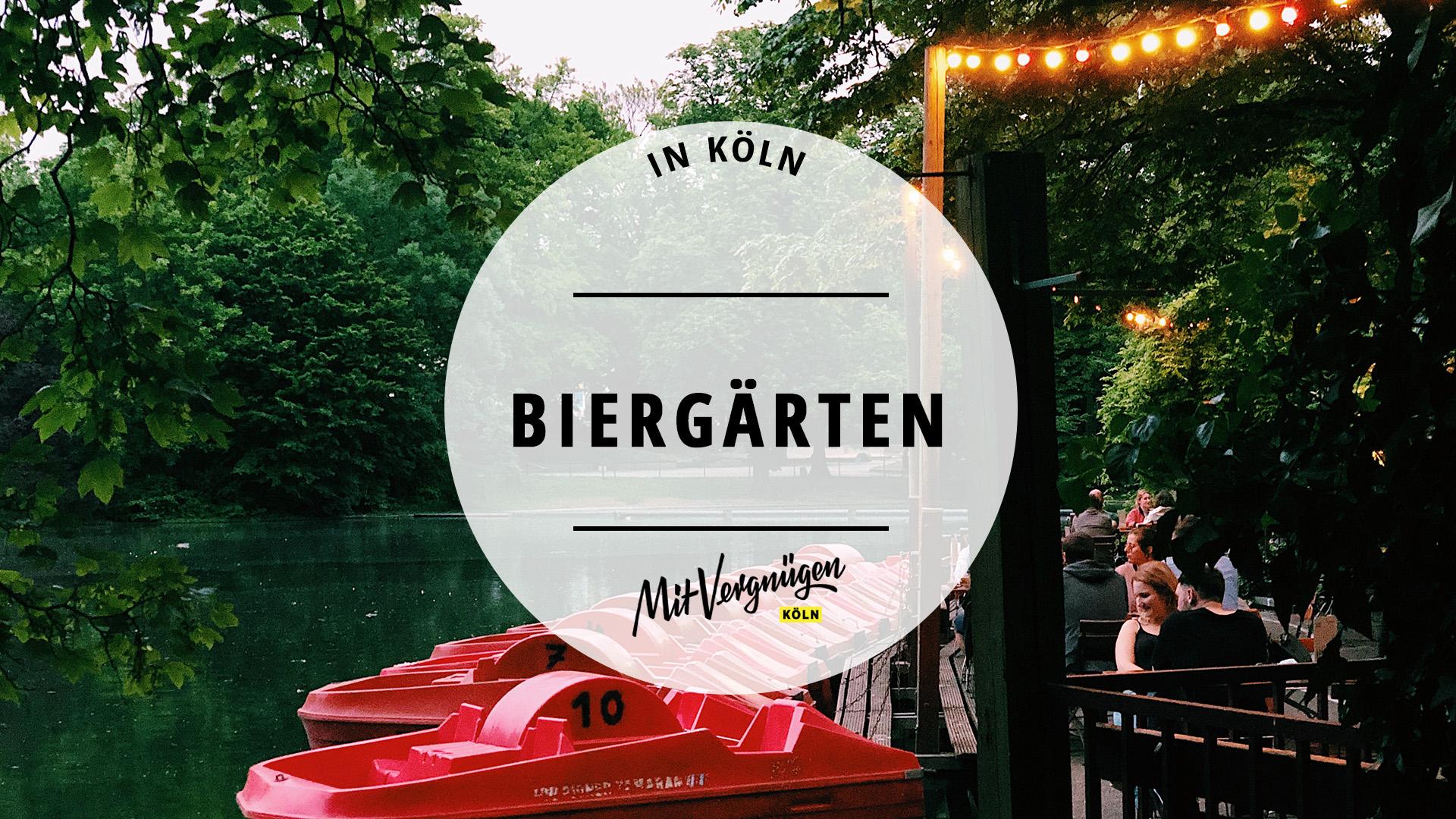 Biergärten In Köln