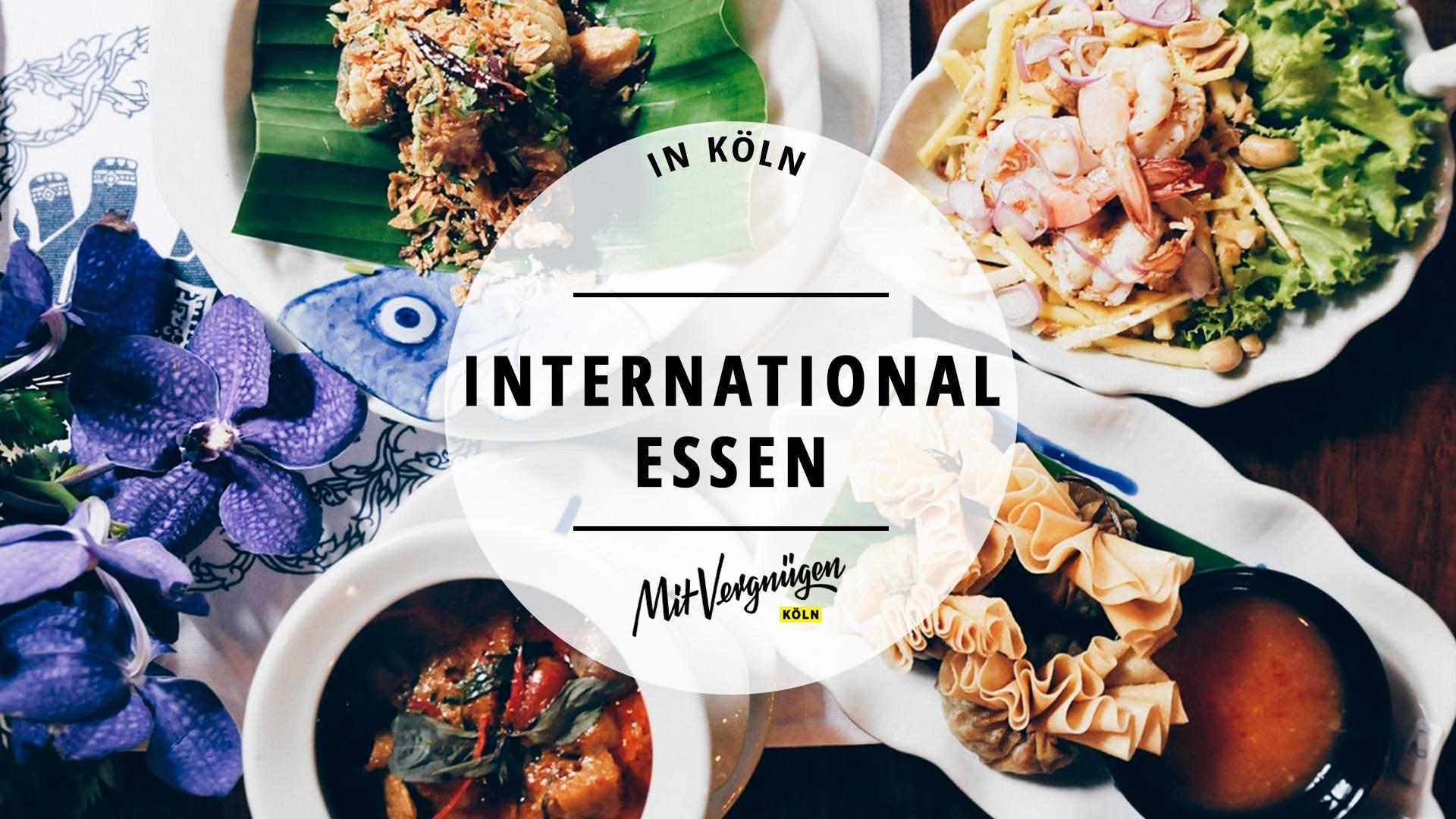 11 Restaurants in Köln gegen euer kulinarisches Fernweh | Mit ...