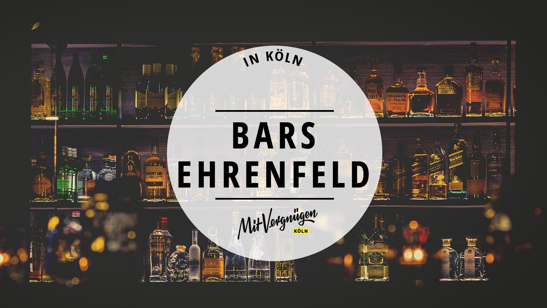 11 Bars und Kneipen in Ehrenfeld, die du kennen solltest