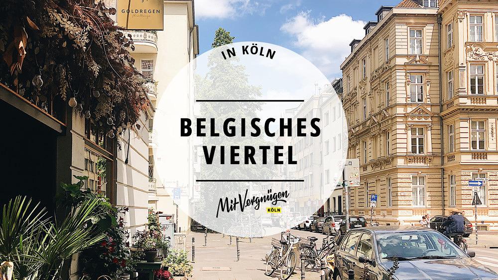 Belgisches Viertel Köln Essen