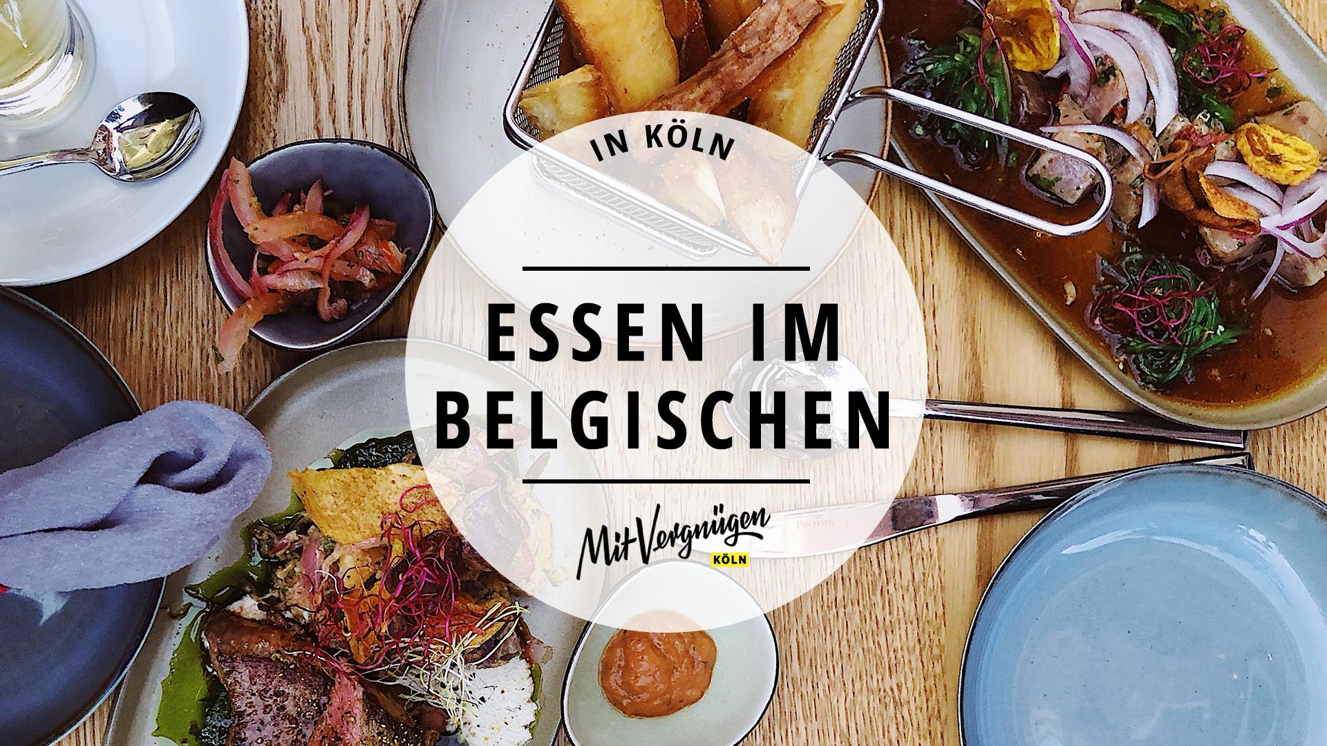 Essen Belgisches Viertel Köln
