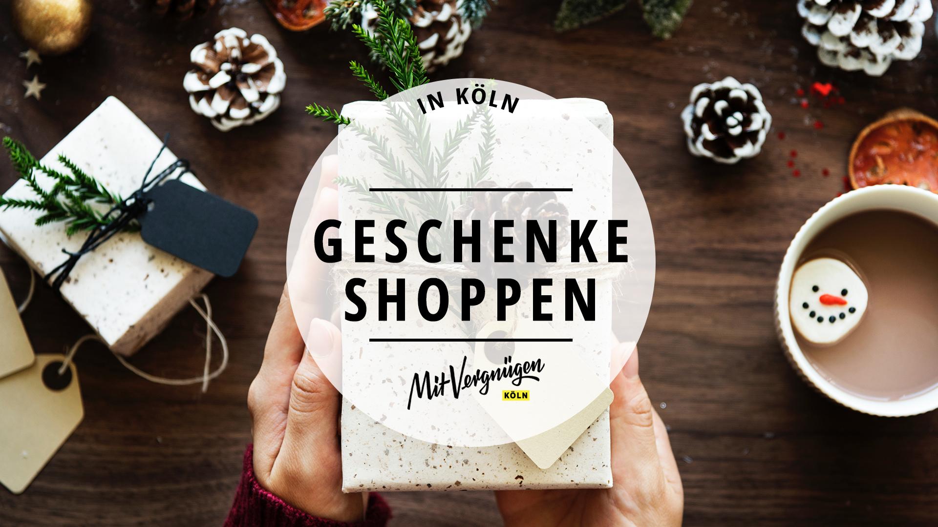 11 Läden in Köln, in denen ihr Weihnachtsgeschenke shoppen könnt ...