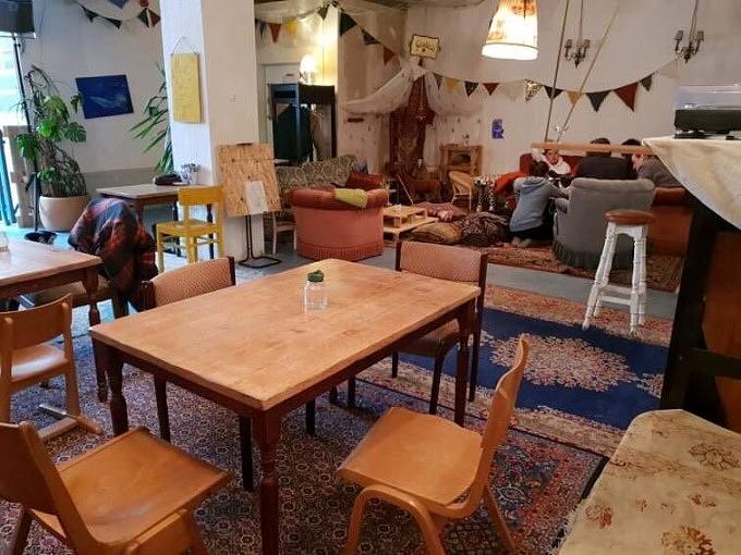 Das Kaffe Güzel Ein Ort Wie Kein Anderer Mit Vergnügen Köln