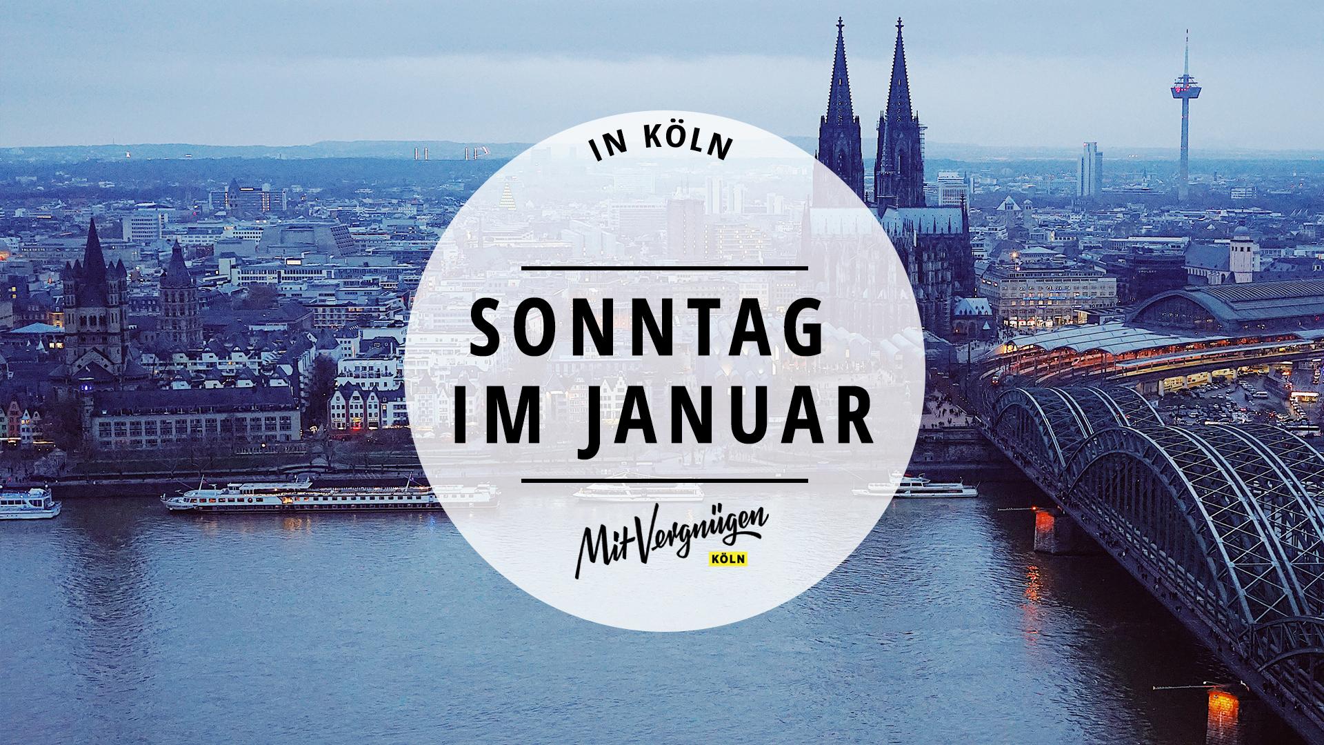 Was Kann Man Sonntags In Köln Machen