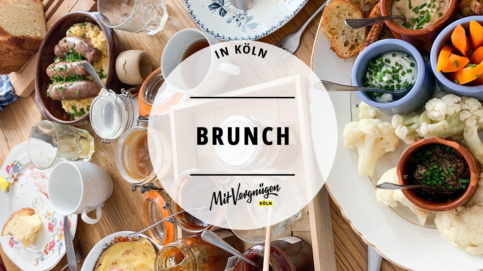 21 Orte in Köln für einen leckeren Sonntags-Brunch | Mit