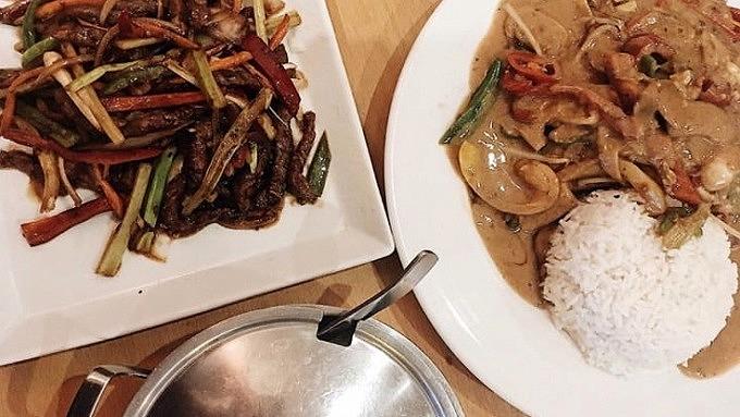 Im Lai de Hao gibt es leckeres chinesisches Essen.
