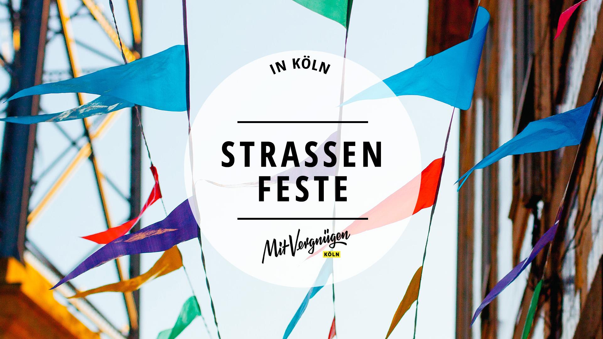 Strassenfeste In Köln