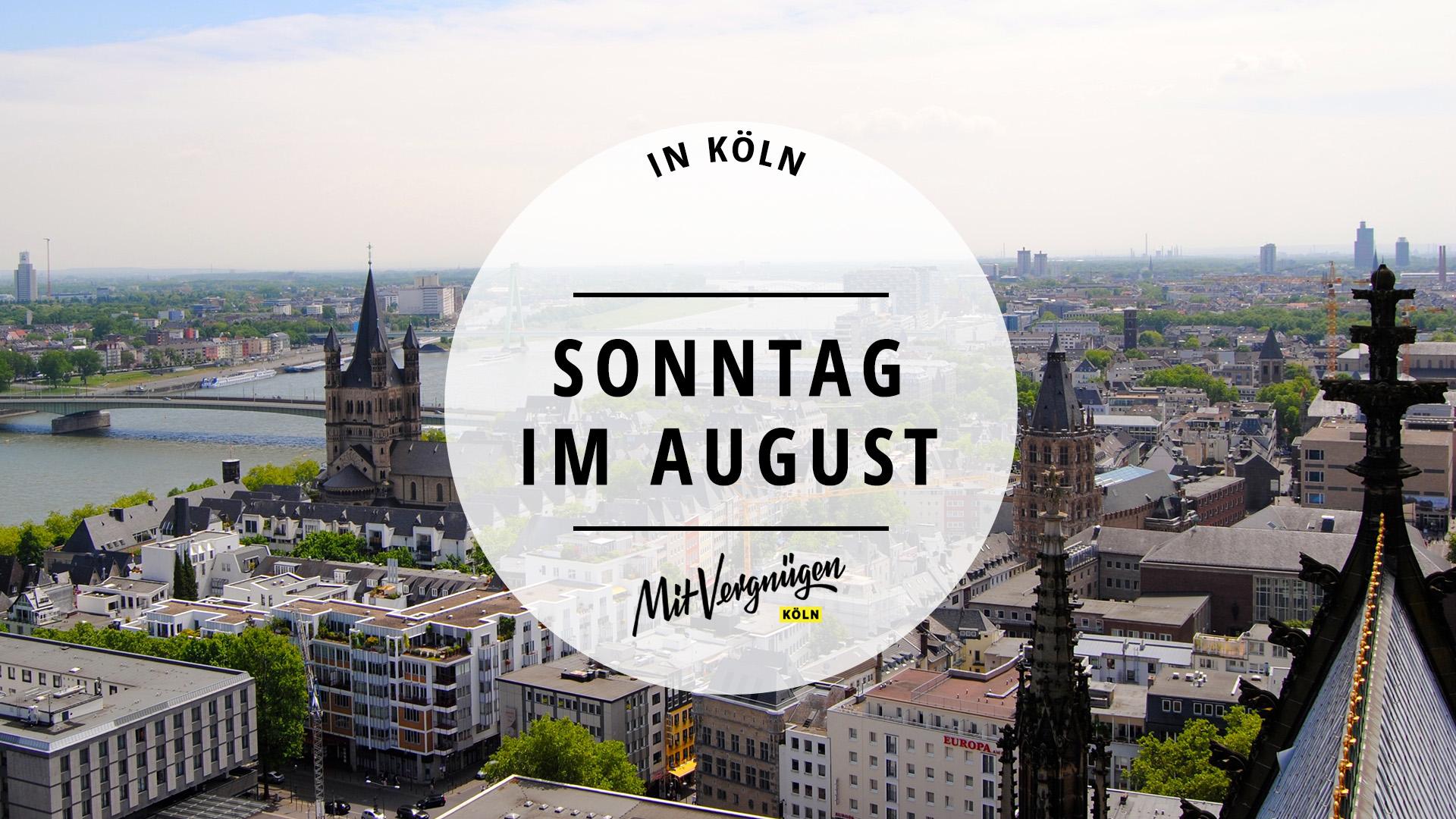 Köln Am Sonntag