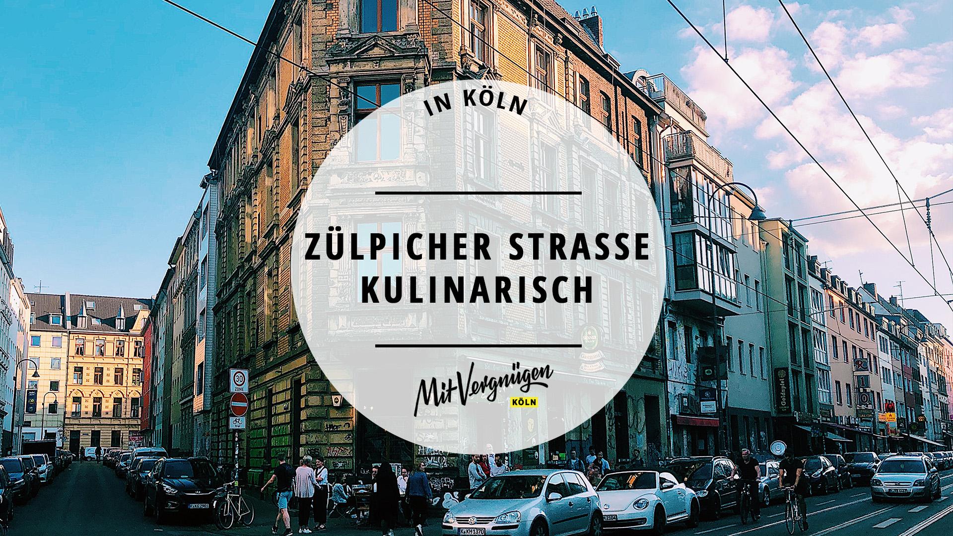 Köln Zülpicher Straße