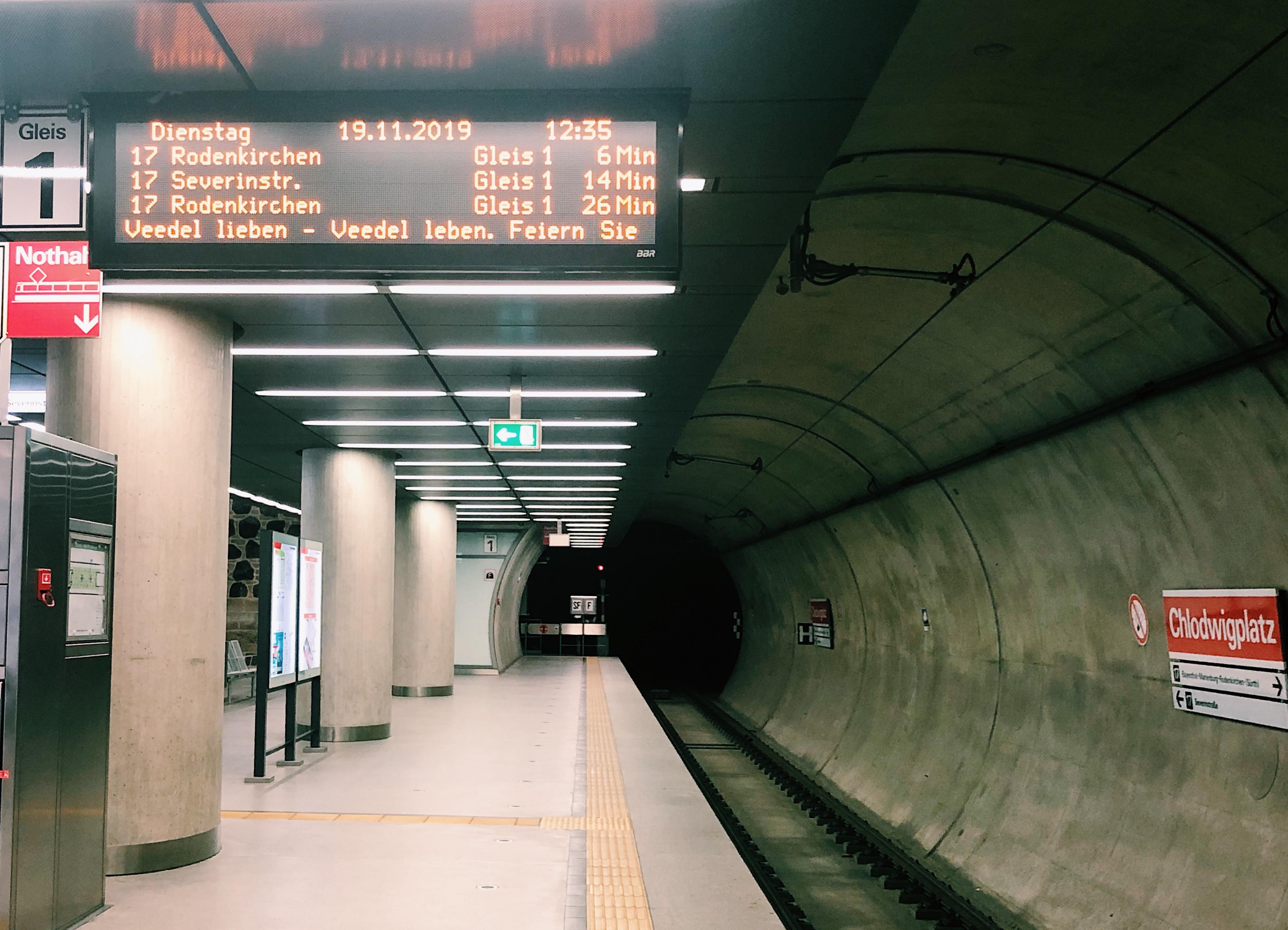 Köln Linie 17