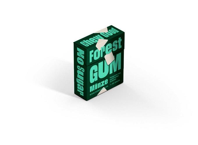 Forest Gum Kaugummi Kaufen