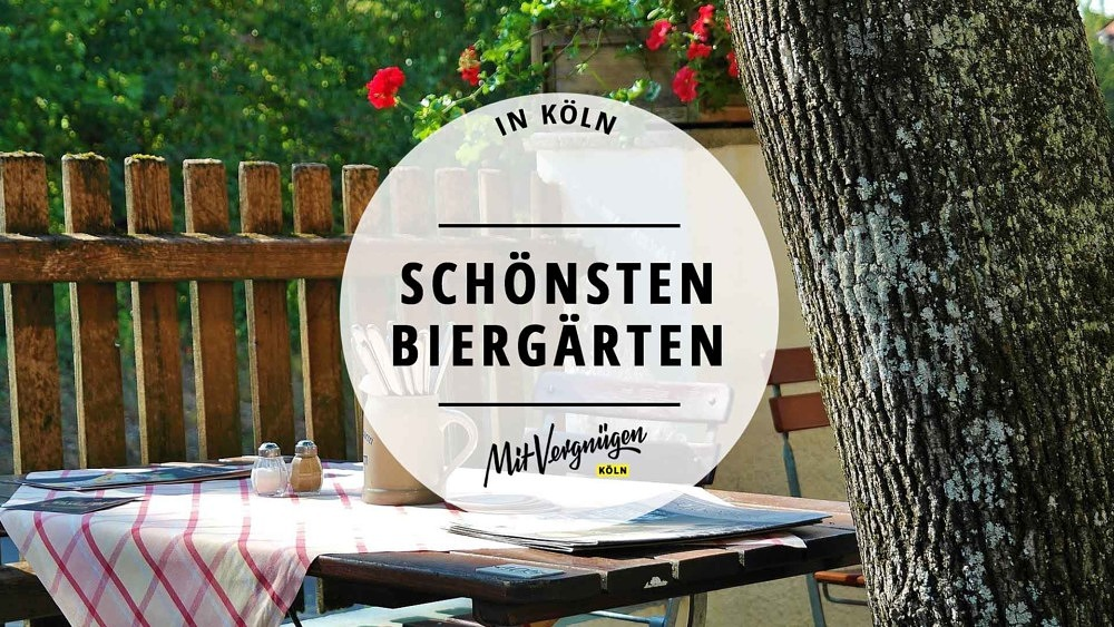 Biergarten Köln Nippes