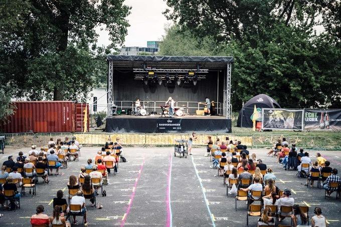 Jugendpark Köln Veranstaltung