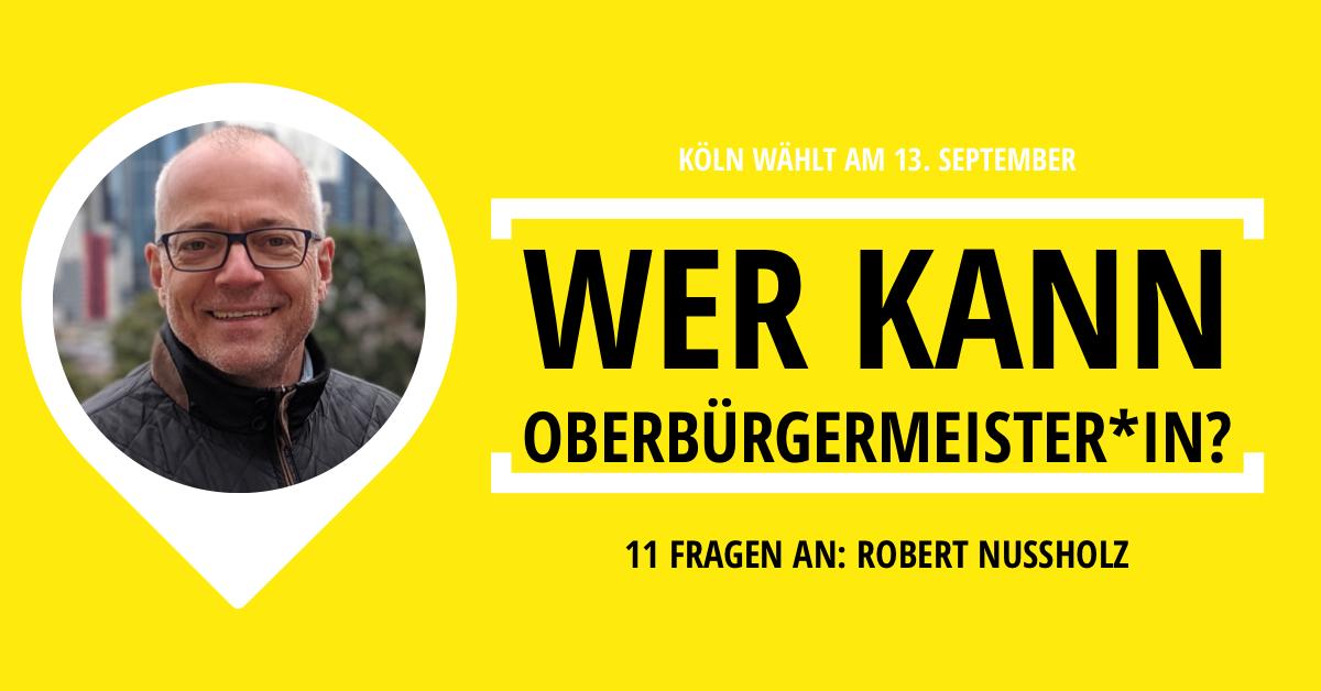 Robert Nussholz Köln