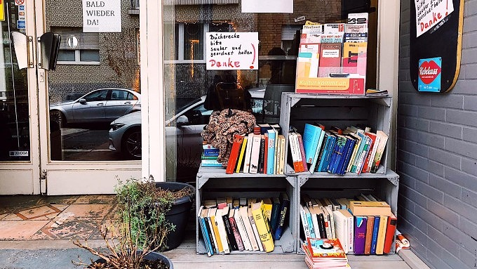 Bücherschränke Köln